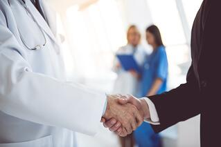 Contract Management System - HealthCare Entities